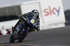 Sky VR46: Nicolo Bulega steigt in die Moto2 auf
