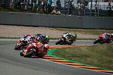 MotoGP Sachsenring - Analyse: Marquez wird zum Reifenflüsterer