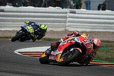 Valentino Rossi: Marc Marquez kann meine MotoGP-Rekorde knacken