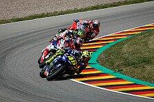 MotoGP: Deutschland-GP bis 2021 am Sachsenring
