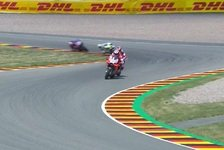 MotoGP Sachsenring: Petrucci nach Kollision sauer auf Lorenzo