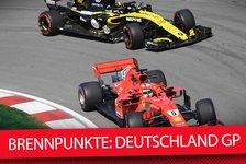 Formel 1, Deutschland 2018: Die heißesten Fragen vor Hockenheim