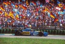 Formel 1 Hockenheim 2018: Rahmenprogramm, Zeitplan, Tickets