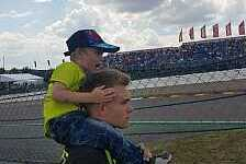 MotoGP: Ticket-Gewinner am Sachsenring