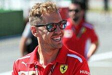 Vettel träumt von Hockenheim-Sieg: Bedeutet mehr als 25 Punkte