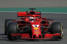 1. Training Hockenheim: Ricciardo vor Hamilton, Vettel wartet