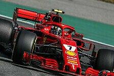 Formel 1 Hockenheim, Räikkönen: Kein Abschirmdienst für Vettel