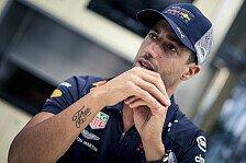 Daniel Ricciardo im Interview: Warum unterschreibst du nicht?