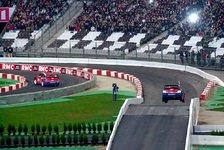 WRC - Sensation bei GB Rallye: WP im Millennium Stadion!