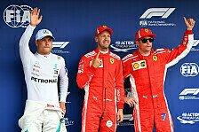 Formel-1-Favoriten-Check Hockenheim: Vettels WM-Matchball?