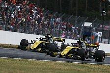 Formel 1, Renault-Piloten kritisch: Brasilien doppelt schwierig