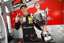 ADAC Formel 4 Hockenheim: Vesti mit Start-Ziel-Sieg in Rennen 1