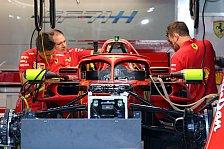 Formel 1, Wegen Batterie-Sensor: Ferrari sauer auf die FIA