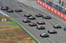 Formel-1-Voting Hockenheim 2018: Dein Fahrer des Wochenendes?