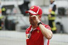 Formel 1 2018, Sebastian Vettels Hockenheim-Fluch: wieder nix