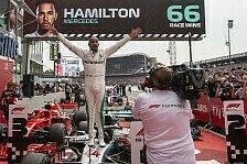 Formel 1 Live-Ticker Hockenheim: Hamilton verwarnt, behält Sieg