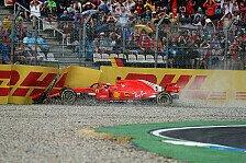 Rennanalyse: Warum Ferrari am Vettel-Crash nicht unschuldig ist
