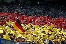 Formel 1, Fehlings Fundsachen: So geil war die Hockenheim-Party