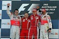 Formel 1 - Bilderserie: Australien GP - Rennanalyse: Team für Team