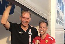 BWT Mücke Motorsport auf Tuchfühlung mit der Formel 1