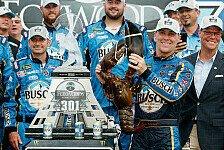 NASCAR: Fotos Rennen 20 - New Hampshire Motor Speedway