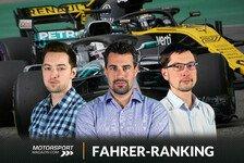 Formel-1-Ranking Hockenheim: Hülk jagt Hamilton, Vettel floppt