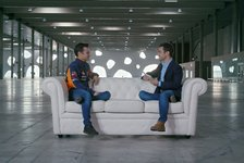 MotoGP - Video: MotoGP: Dani Pedrosa interviewt Dani Pedrosa