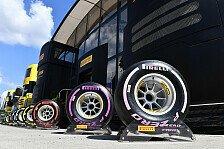 Formel 1 Abu Dhabi: Pirelli sorgt für Hypersoft-Finale 2018