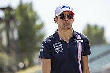 Formel 1 2018, Esteban Ocon unter Cockpit-Druck: Was jetzt?