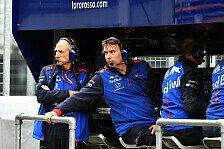 Formel 1: McLaren und Toro Rosso nach Zoff um Key jetzt einig