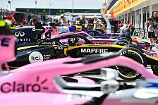 Formel 1 2018: Ungarn GP - Donnerstag