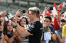Formel 1 Ungarn, Hülkenberg hadert: Renault-Update gefloppt