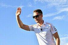Vandoorne gibt Formel 1 2019 auf: Chancen bei null Prozent