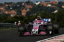 Formel 1, Force India zittert: Geldspritze oder Insolvenz