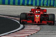 Formel 1 Ungarn 2018: Ticker-Nachlese zum Freitag