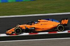 Formel 1: Hungaroring = McLaren-Land? 2018 läuft's noch nicht