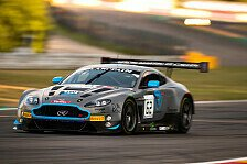 24h Spa 2018: Aston Martin wehrt sich gegen Audi-Armada