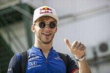 Formel 1: Red Bull verpflichtet Pierre Gasly für 2019