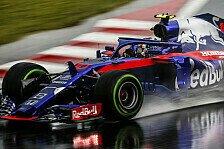 Formel 1 Ungarn, Gasly nach P6: Regen-Chance perfekt genutzt