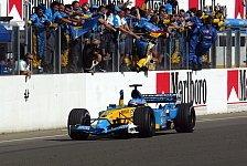 Formel-1-Geschichte, Ungarn: Als Alonso Schumacher überrundete