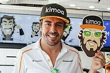 Formel 1: Fernando Alonso macht mit Countdown Twitter verrückt