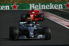 F1, Crash mit Vettel & Ricciardo: Bottas weist Schuld von sich