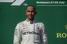 Hamilton feiert Sieg über Ferrari: Sonntags bringe ich Bestform