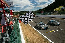 Platz neun für R-Motorsport bei den 24 Stunden von Spa