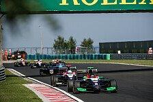 GP3 2018: Ungarn GP - Rennen 9 & 10