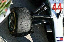 Formel 1 Ungarn-Reifen 2019: Mercedes konservativer als alle