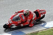 MotoGP - Zuversicht bei Ducati