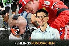 Formel 1, Fehlings Fundsachen: Iceman-Junior erobert die F1