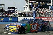 NASCAR: Fotos Rennen 21 - Pocono Raceway