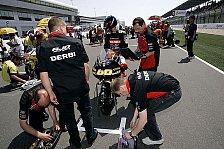 Moto3 - Ranseders Zukunft gesichert